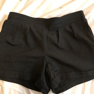 Black Nordstrom Shorts